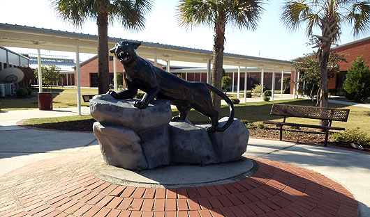 Carolina Forest High School Panthers